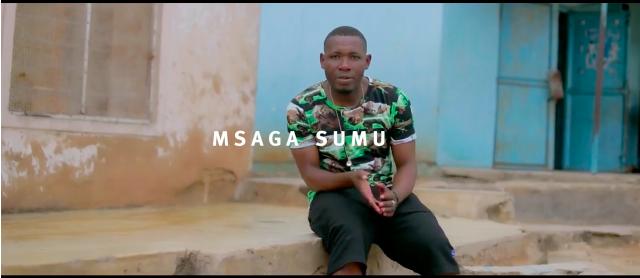 Msaga Sumu - Mwache Adange Video