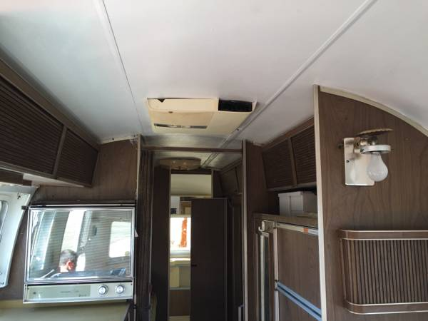 Airstream For Sale Craigslist >> Used RVs 1972 Airstream Overlander 27ft Trailer For Sale by Owner