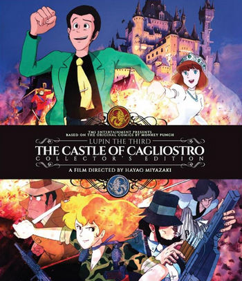 Lupin III : The Castle of Cagliostro (2012)