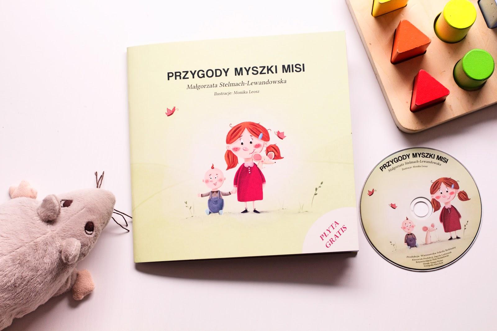 c90d8698b4c9 Madziakowo  Przygody Myszki MISI - Małgorzata Stelmach-Lewandowska