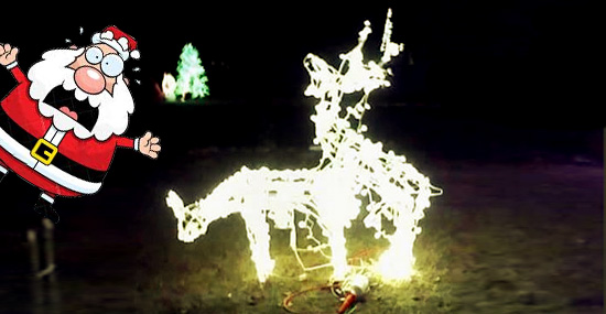 Natal Fail - As decorações mais infelizes do mundo