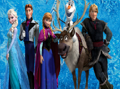 Best Christmas movies to watch with your kids - 5. Frozen (2013)