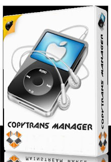 Portable CopyTrans Manager