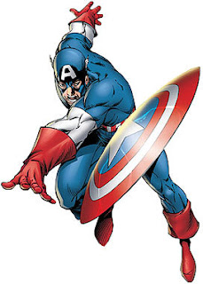 Captain%2BAmerica - M20 and USR: Captain America