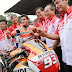 Marc Marquez Berkunjung Ke Indonesia