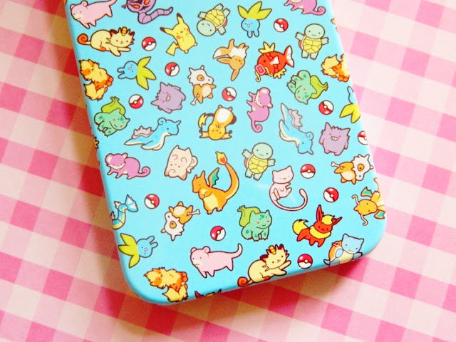 Pokemon Phone Case, Pokemon Cute,