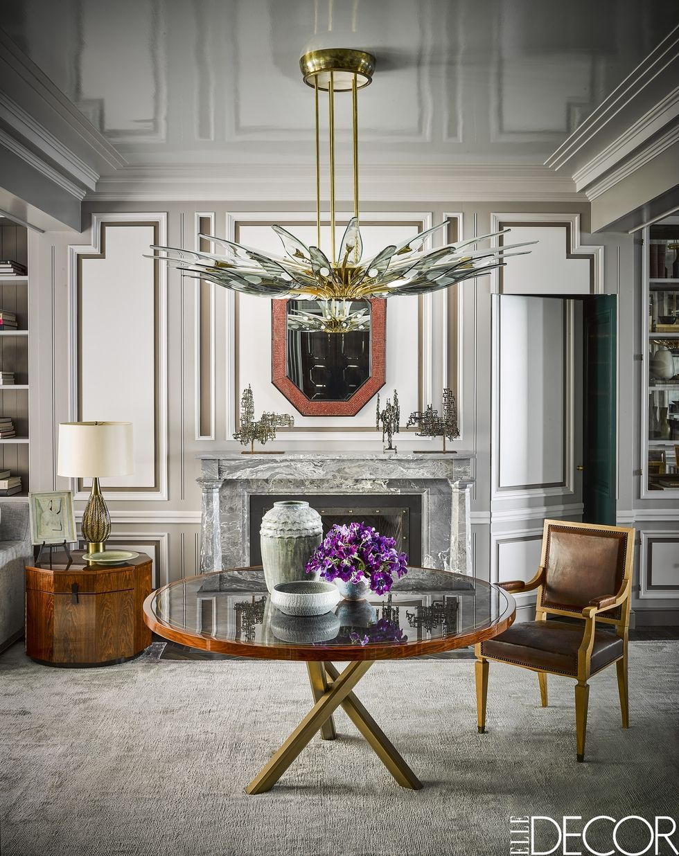 For His Art Deco Apartment New York Designer Steven Gambrel Creates A Pad That Embos True Chicago Ness