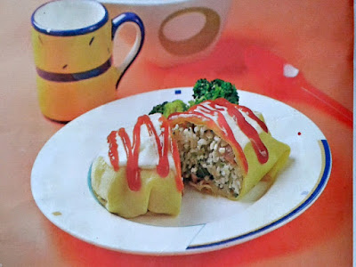 Gambar Resep Nasi Goreng Brokoli