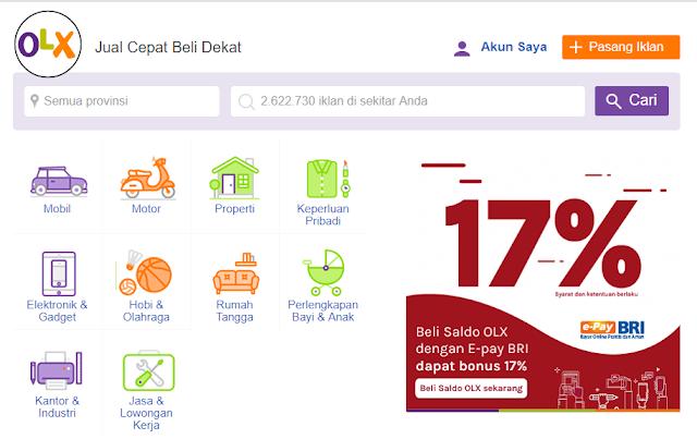 daftar ecommerce indonesia