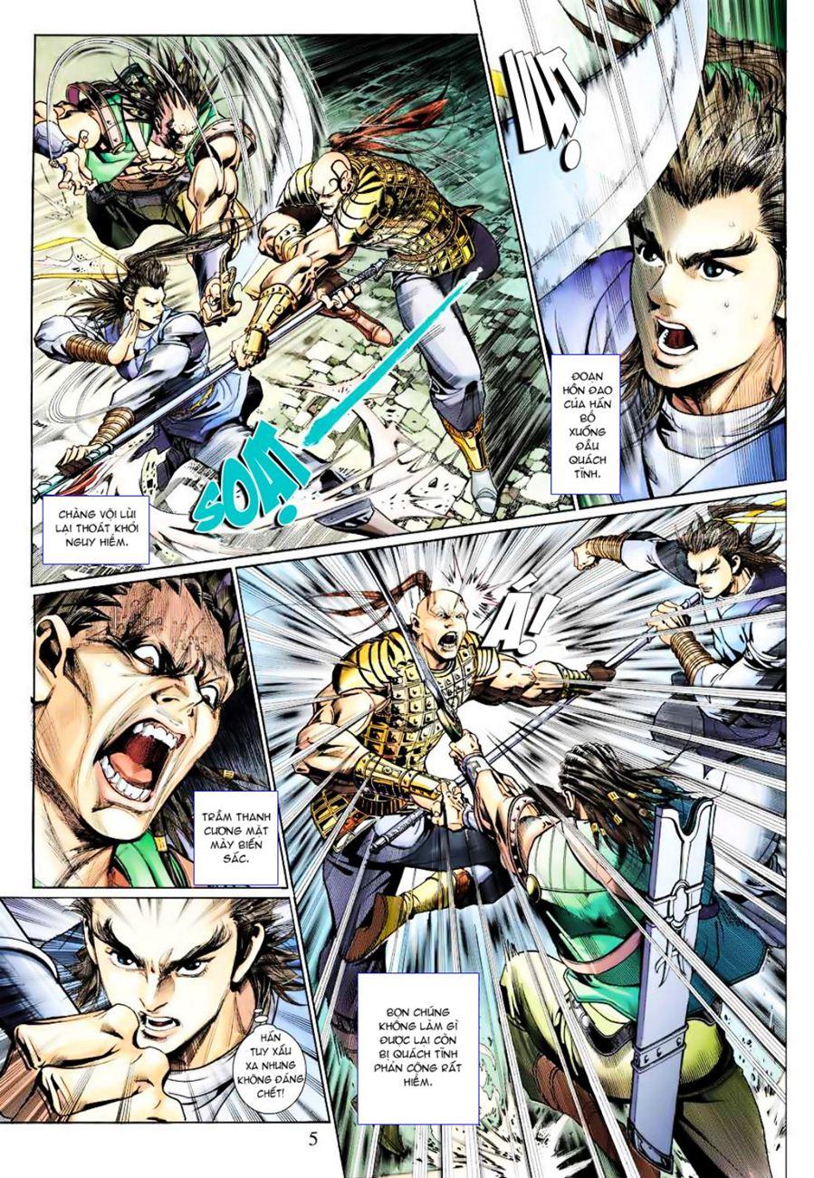Anh Hùng Xạ Điêu anh hùng xạ đêu chap 38 trang 4