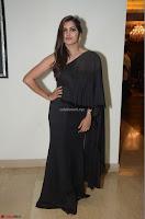 Pavani Reddy in Black Saree Sleeveless Choli ~  Exclusive 26.JPG
