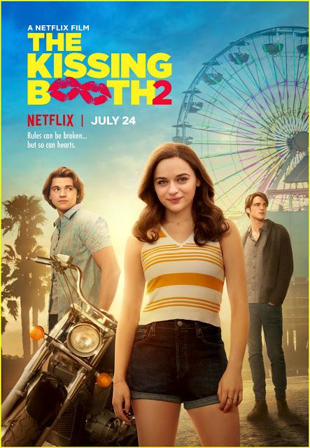 Poster de la película The Kissing Booth 2
