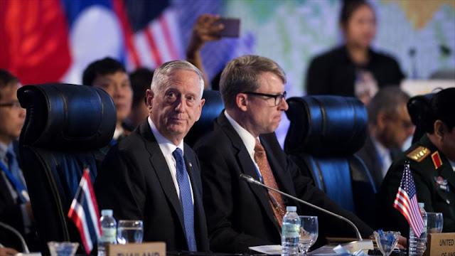 """EEUU: Nuestra habilidad en guerra con Pyongyang es """"incuestionable"""""""