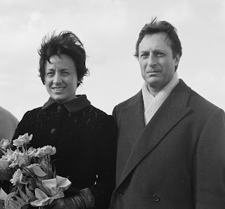 Giulini with his wife Marcella de Girolami, to whom he was married for more than half a century