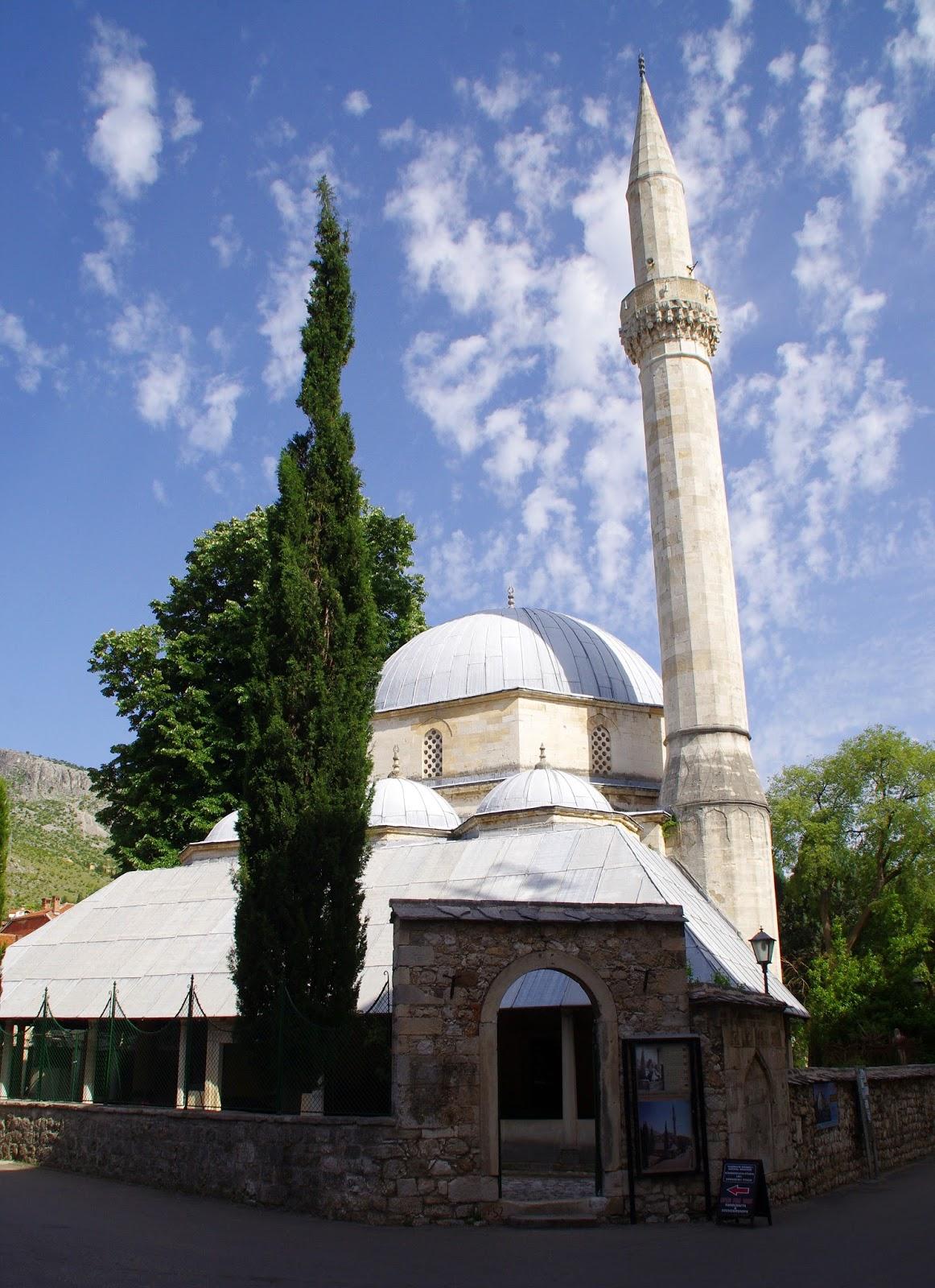 Mosque Mostar