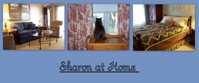 Sharon at Home