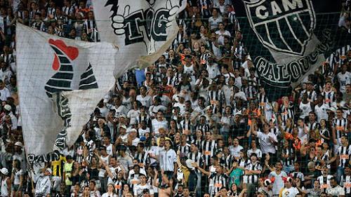 Torcida do Atlético Mineiro
