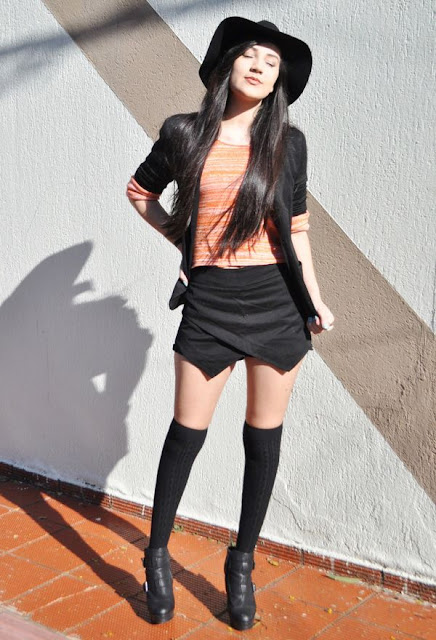 outfit para una cita Primavera