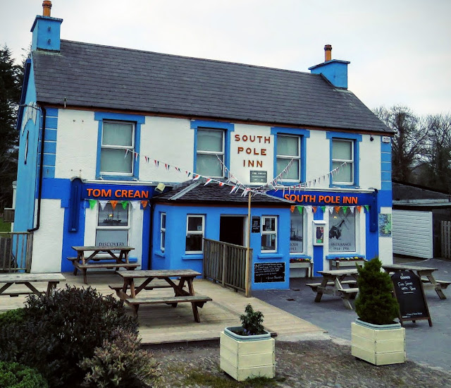Day Trip from Dingle Town to Tralee - Tom Crean's South Pole Inn