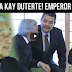 WOW! EMPEROR NG JAPAN NAMANGHA KAY PRES. DUTERTE! FACE to FACE ni JAPAN EMPEROR AKIHITO at Pres. DUTERTE!