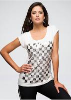 Tricou trendy de la Bodyflirt (bonprix)