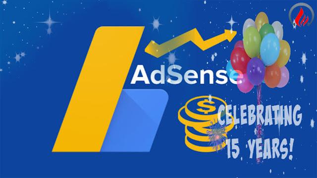 عن أخبار احتفال جوجل ادسنس بعيد ميلادها