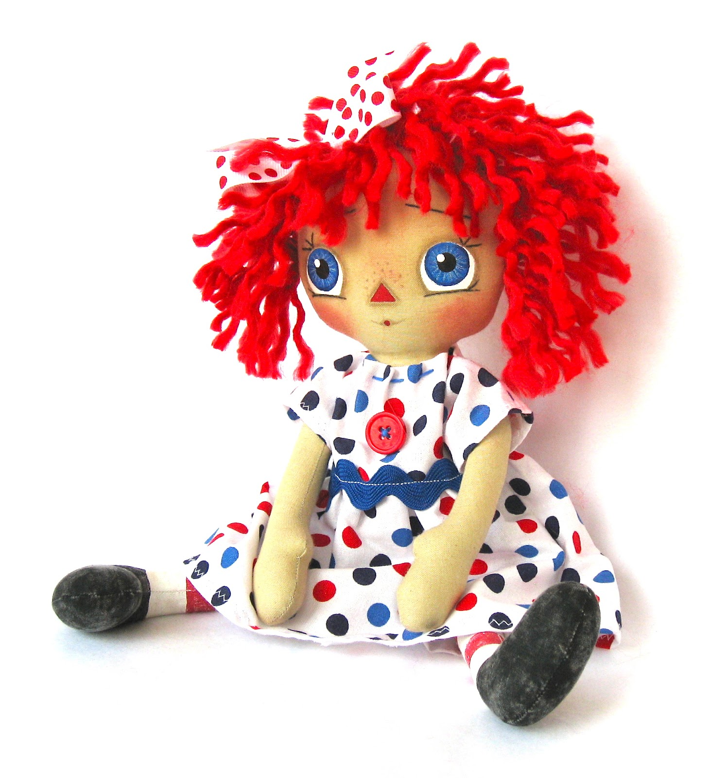 Akane Candy Dolls Illusion: Cotton Candy Dolls: Polka Dot Annie