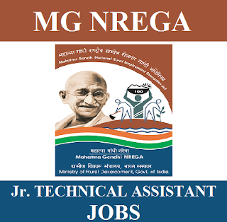 MGNREGA, Govt. of Rajasthan, Rajasthan, Technical Assistant, Graduation, freejobalert, Sarkari Naukri, Latest Jobs, mgnrega