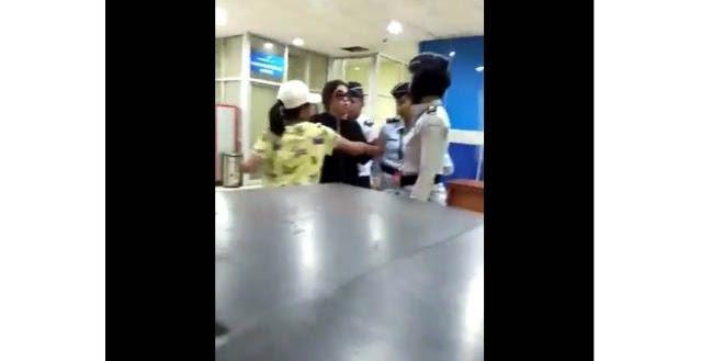 Petugas Bandara Dipukul Istri Jendral, Menhub: Segera Lakukan Upaya Hukum