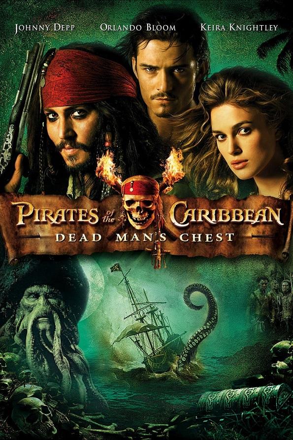 فیلم دوبله: دزدان دریایی کارائیب: صندوقچه مرد مرده (2006) Pirates of the Caribbean: Dead Man's Chest