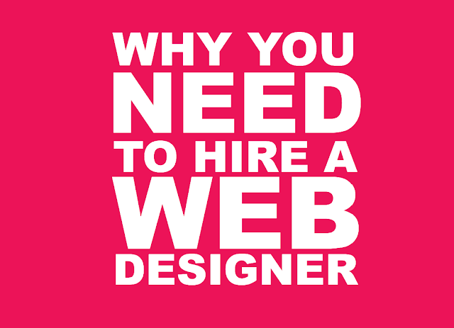 why hire a web designer