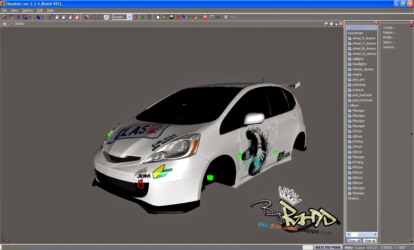 download zmodeler 2.2.6 full version