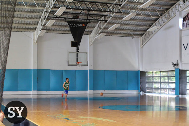 Basketball Court of The Village Sports Club