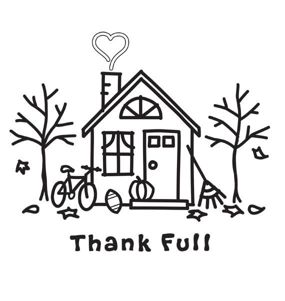 i am thankful coloring pages - photo #44