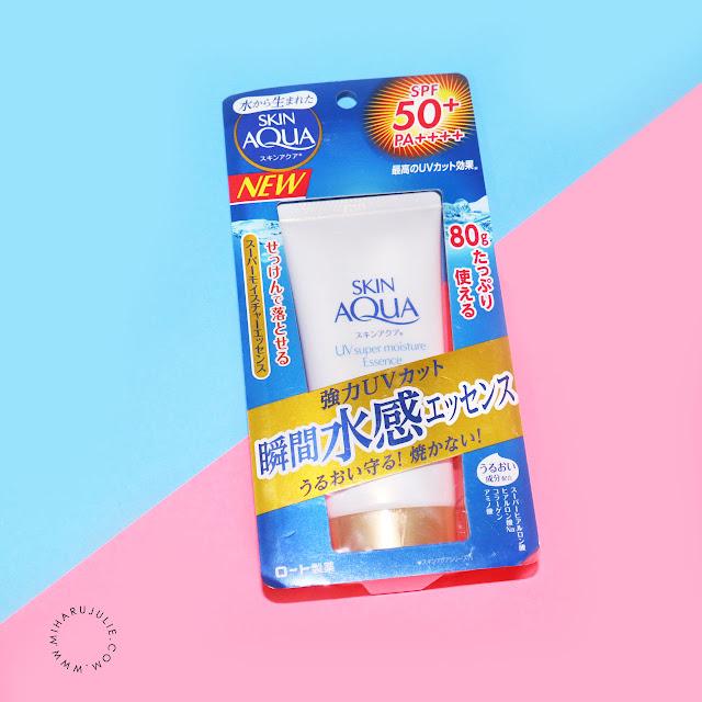 Rohto SKIN AQUA UV Super Moisture
