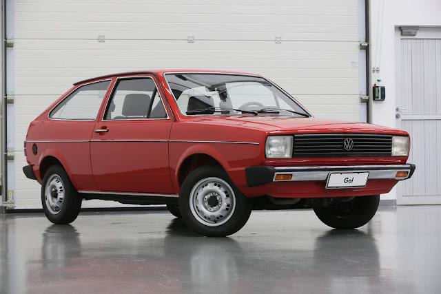 Volkswagen Gol 1980