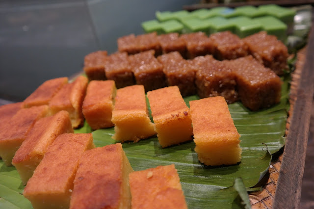 Ramadhan Buffet Dinner at Swiss-Garden Hotel and Residences Kuala Lumpur, malay kuih, kuih talam, talam ubi kayu,