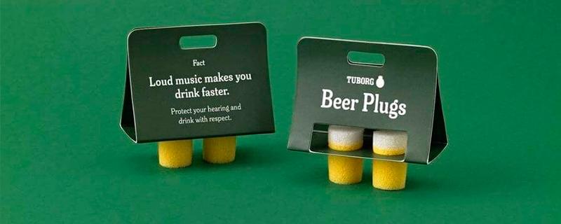 Tapones cerveza para Festivales de Música