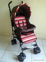 1 Kereta Bayi BabyDoes CH150 Hill