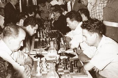 Ajedrez en Sant Sadurní en 1969