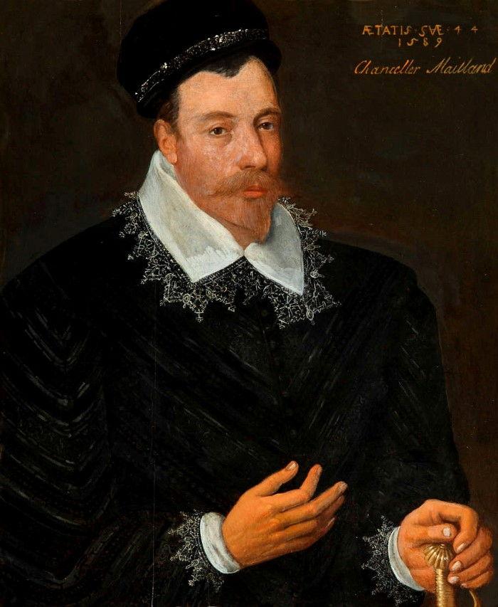 Призрачный портрет Марии Стюарт 3