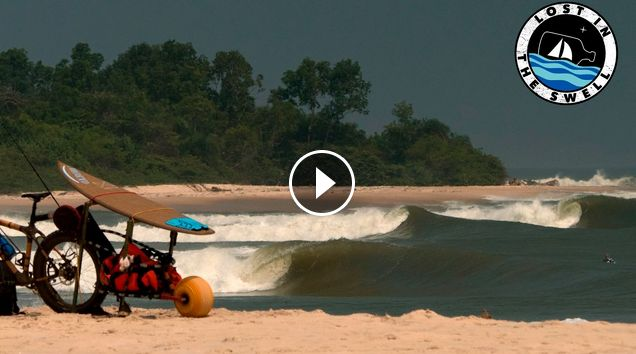 Lost in the swell - Season 3 2 - Episode 7 - Le spot en bois