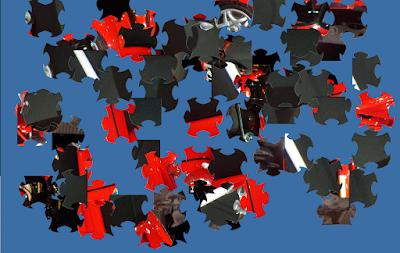 B-Jigsaw拼圖遊戲V7.7,任意圖片都能自動生成拼圖!
