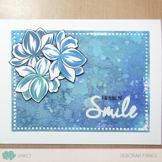 Smile sq - photo by Deborah Frings - Deborah's Gems
