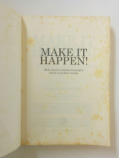 Jual Buku Bekas Make It Happen