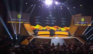 نتائج قرعة دور المجموعات من الدورى الأوروبى 2019/2018