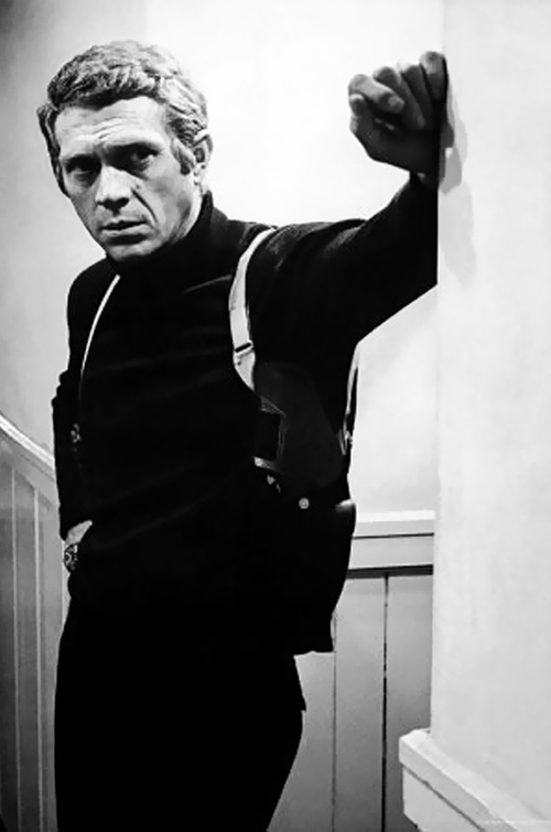 Glamamor Ous Men Of Style Iconic Steve Mcqueen Style In 1968 S