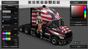 Truck - Freighliner Cascadia [1.26]