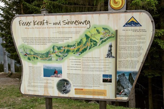 Wandern in Serfaus-Fiss-Ladis  Fisser Kraft- und Sinnesweg  Wanderung Tirol  Wandern-in-Oesterreich 03