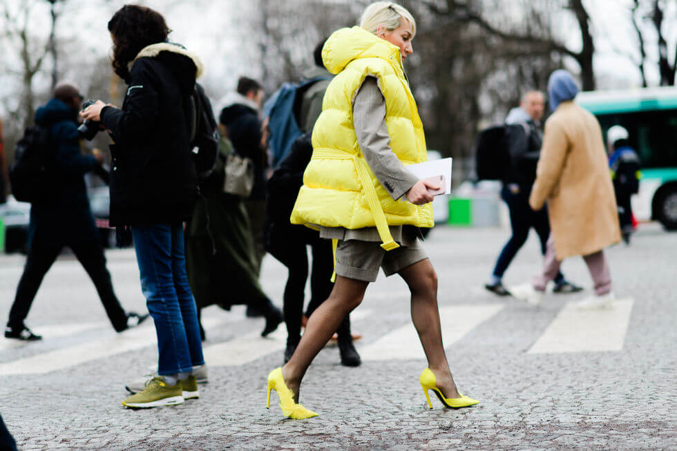 The Best Street Fashion, Designs From New York